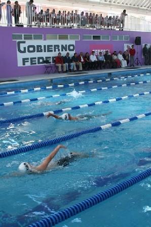 La alberca semiolimpica de tulancingo realizara for Alberca semiolimpica