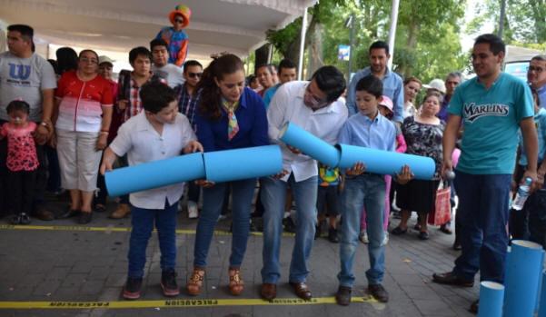 Dif Tulancingo Realiza La Segunda Edicion De La Feria Ninos Jugando